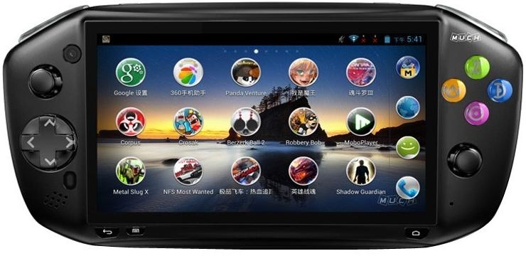 Официально представлен новый игровой смартфон Much i5