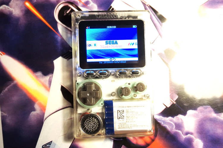 The Odroid-Go Is HardKernel's 10th Anniversary Handheld Game