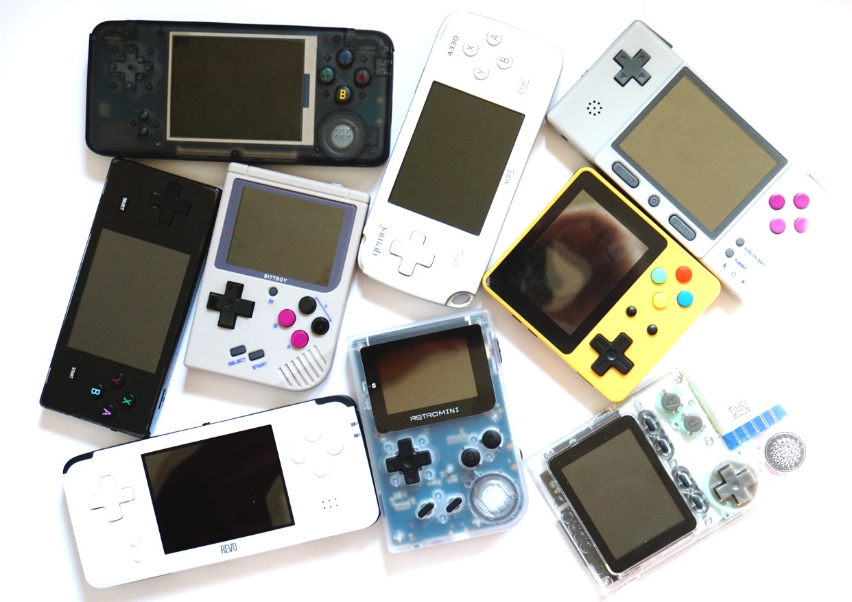 A Round Up Of Currently Available Handhelds – Obscure Handhelds