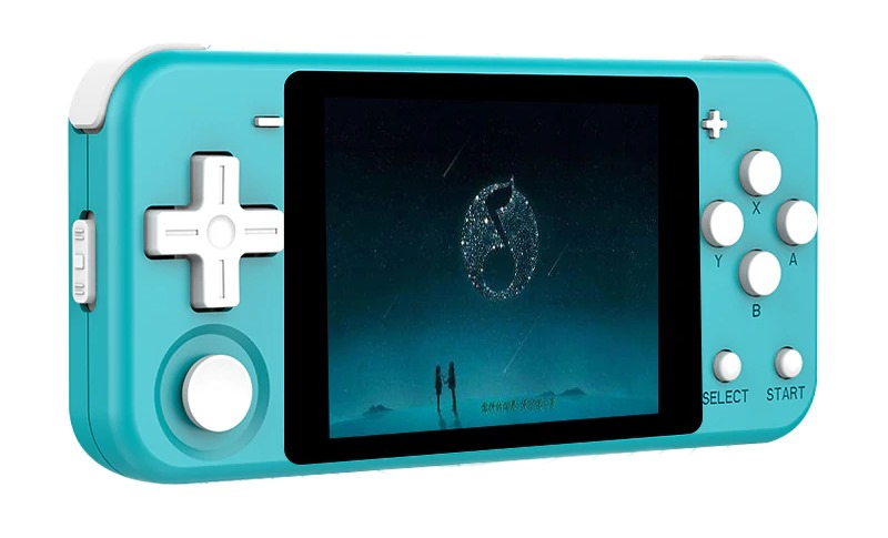 The PowKiddy Q90 looks like a Switch Lite Mini